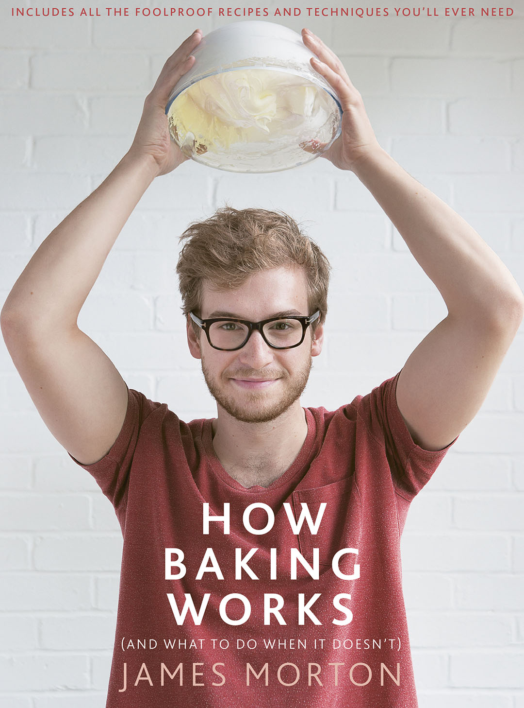 james morton how baking works book cover