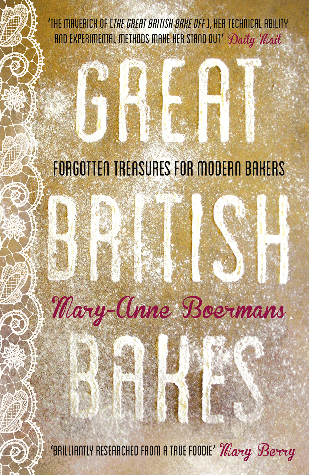 mary anne boerman great british bakes